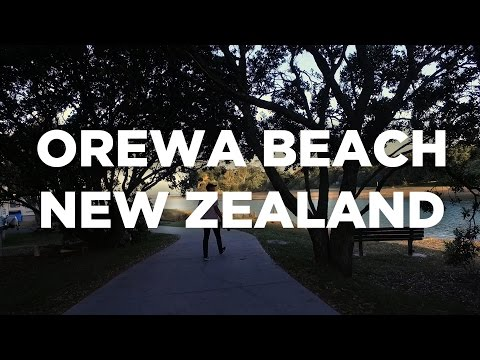 Orewa Beach | Auckland | New Zealand by Ashley Field