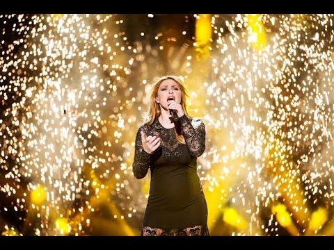 Helena Paparizou - Survivor (Live @ Melodifestivalen 2014, Semi-final 1)