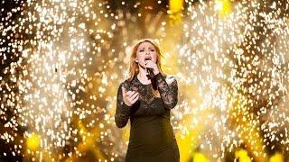 Helena Paparizou Survivor Live Melodifestivalen 2014, Semi-final 1.mp3