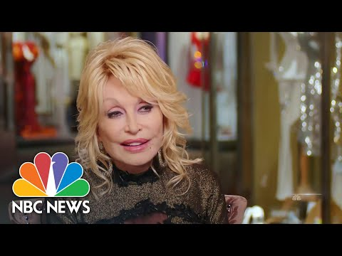Dolly Parton Starts Virtual Story Time To Entertain Kids Stuck At Home | NBC Nightly News