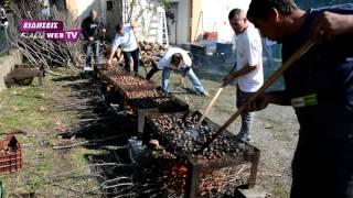 Γιορτή Κάστανου στη Γρίβα-Eidisis.gr webTV