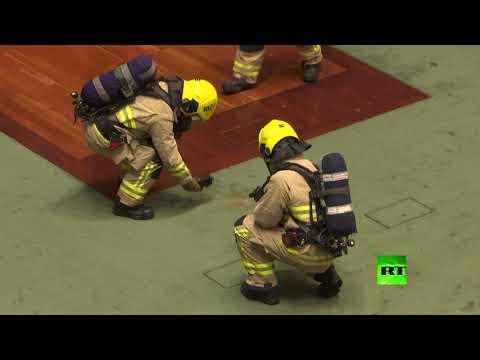 حادثة رائحة كريهة تشل عمل المجلس التشريعي في هونغ كونغ  - نشر قبل 7 ساعة