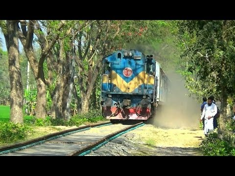 Bandhan Express // Kolkata-Khulna-Kolkata // International Train between India Bangladesh