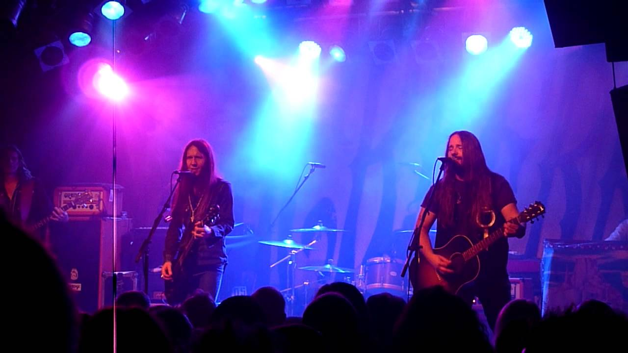blackberry smoke one horse town live in malm 6 nov 2014 awesome sound youtube. Black Bedroom Furniture Sets. Home Design Ideas
