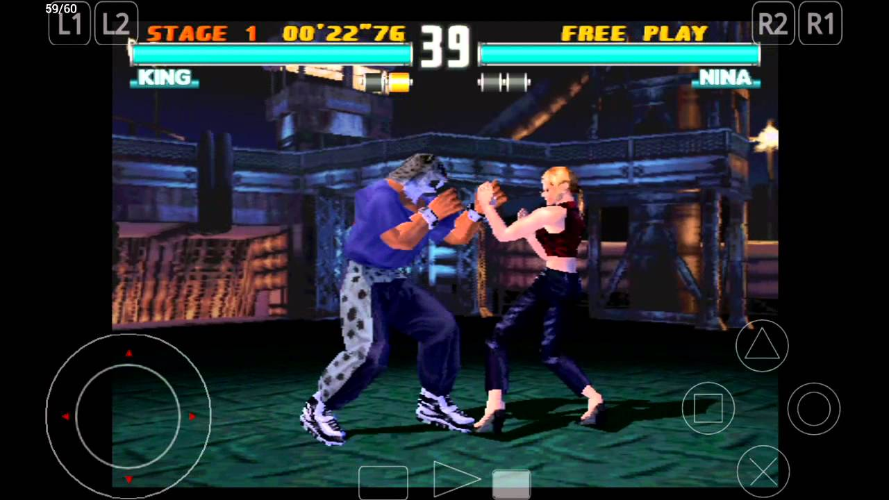 Tekken 3 game the pc games
