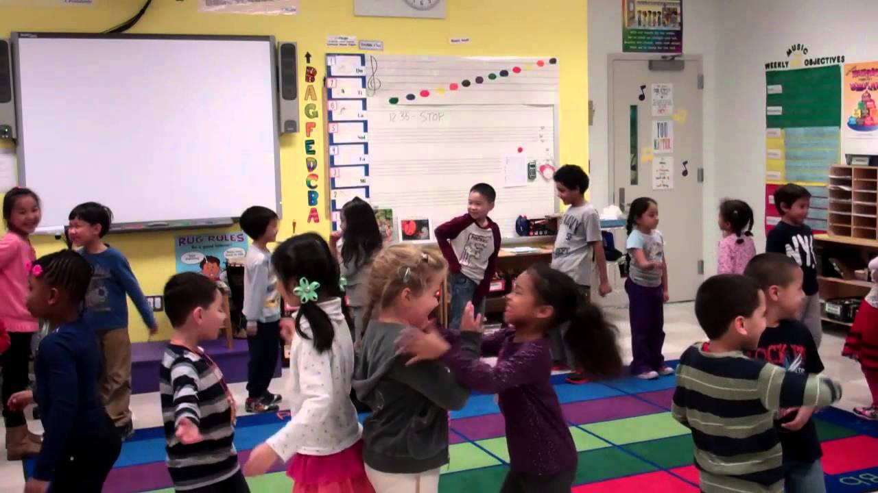 Elementary Classroom Playlist ~ St grade music class partner games youtube
