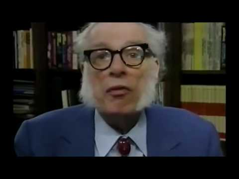 Isaac Asimov On AI-Last Interview