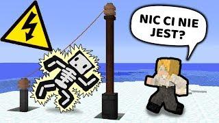 NIE BAW SIĘ PRĄDEM - Minecraft EWO