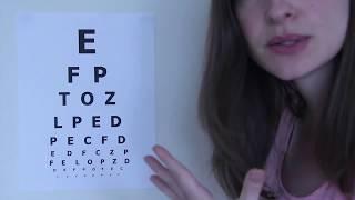 Eye Check Up Optometrist Role Play