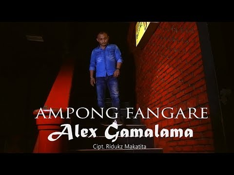 Ampong Fangare - Alex Gamalama [Official Music Video] #Musik SGPro