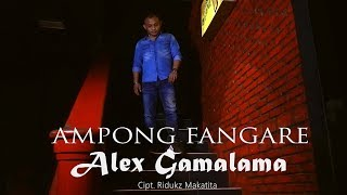 Download Ampong Fangare - Alex Gamalama [Official Music Video] #Musik SGPro