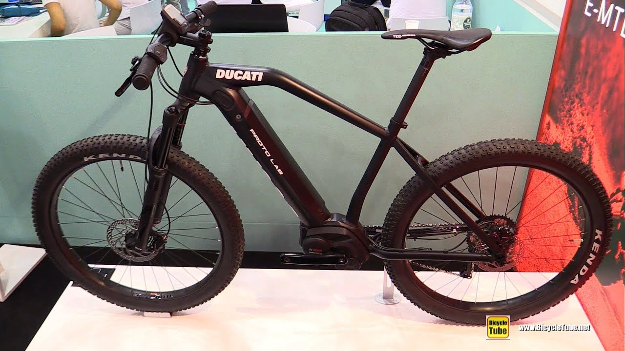 2018 ducati e mtb ht electric mountain bike walkaround. Black Bedroom Furniture Sets. Home Design Ideas