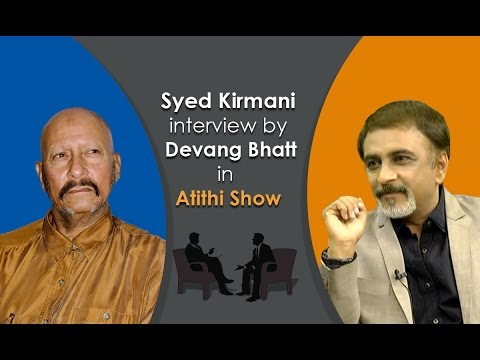 Syed Kirmani | Famous Indian Cricketer | Wicket Keeper Batsman Interview With Devang Bhatt