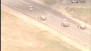 Car Chase Benny Hill Style