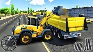 Drive Simulator 2 - Construction Vehicles Excavator, Truck - Best Android Gameplay screenshot 5