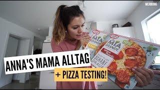 ANNA'S MAMA ALLTAG + PIZZA TESTING! | 20.07.2018 | ✫ANKAT✫