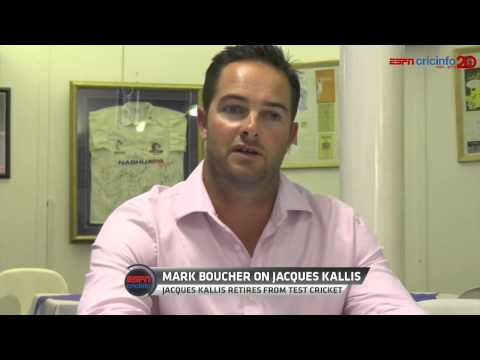 Mark Boucher: Right time for Kallis to retire
