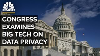 WATCH LIVE: Senate hearing to examine corporations and Big Tech on data privacy – 11/5/2019