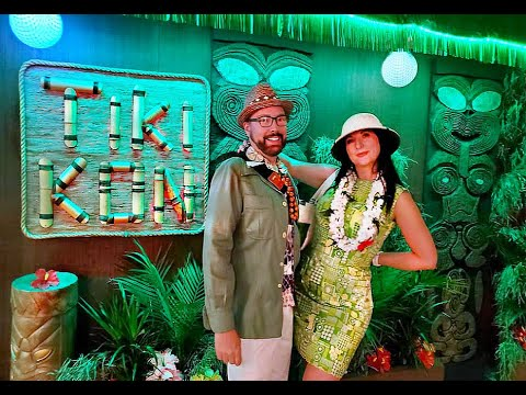 Tiki Kon: 2019 Portland Oregon Vintage Tiki Convention Tiki Lifestyle Event