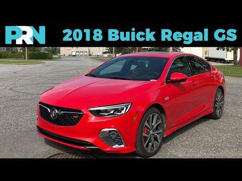 German in Disguise | 2018 Buick Regal GS | TestDrive Spotlight