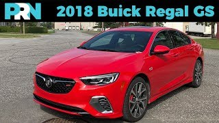 German in Disguise | 2018 Buick Regal GS | TestDrive Spotlight