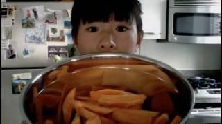 Sweet Potato Fries - Stupidly Simple Snacks