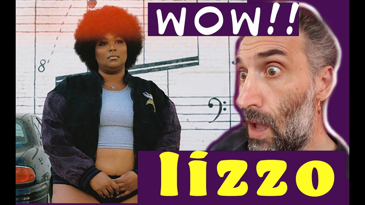 Lizzo Boys Official Video First Time Reaction Youtube