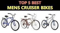 Best Mens Cruiser Bikes 2020