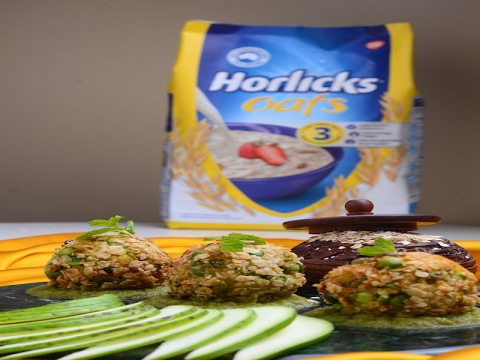 how to make horlicks oats