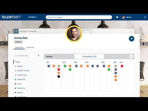 [EN] Talentsoft Hub - Position Management Demo