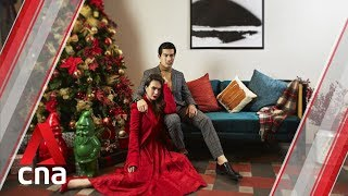Pierre Png and Andrea De Cruz star in Finding Christmas   CNA Luxury