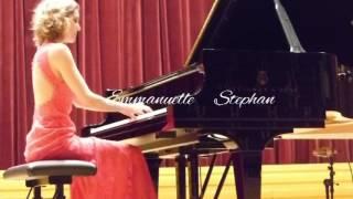 Jean-Sébastien BACH Prélude et Fugue en si bémol mineur Livre 1 n° 22 BWV 867 (Emmanuelle Stephan)
