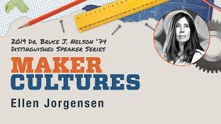 Chief Science Officer Ellen Jorgensen - 2019 Nelson Speaker Series
