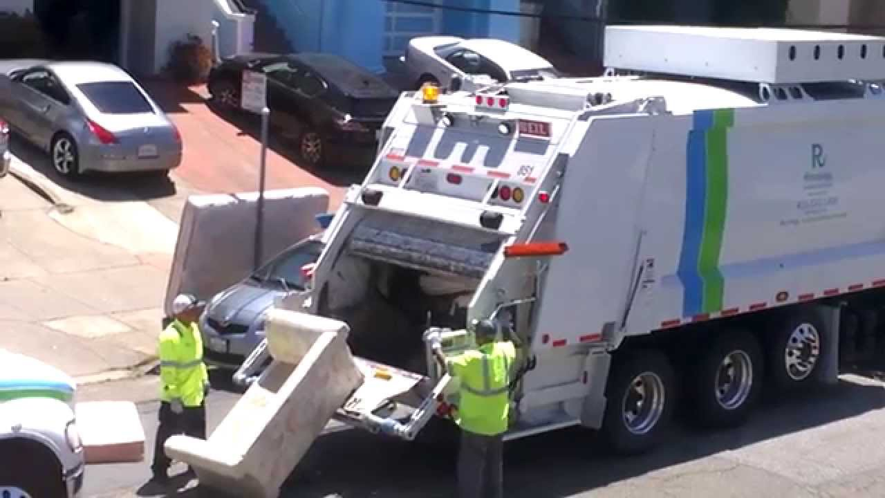 Image result for garbage pickup san francisco