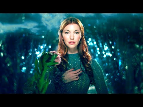HD David Lynch & Chrysta Bell (of Twin Peaks) - Bird of Flames - Official Music Video by Chel White