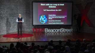 Harnessing the potential of stem cells for new medicines: Doug Melton at TEDxBeaconStreet
