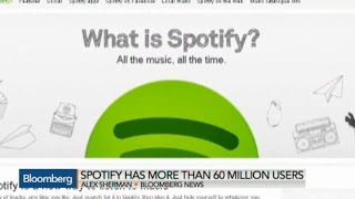 Is Spotify Worth $8 Billion?