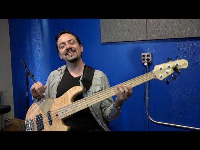 Samba Bass Lines with Flavio Lira
