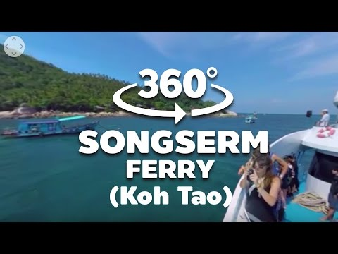 Ferry To Koh Tao | Chumphon to Koh Tao by Boat and Ferry
