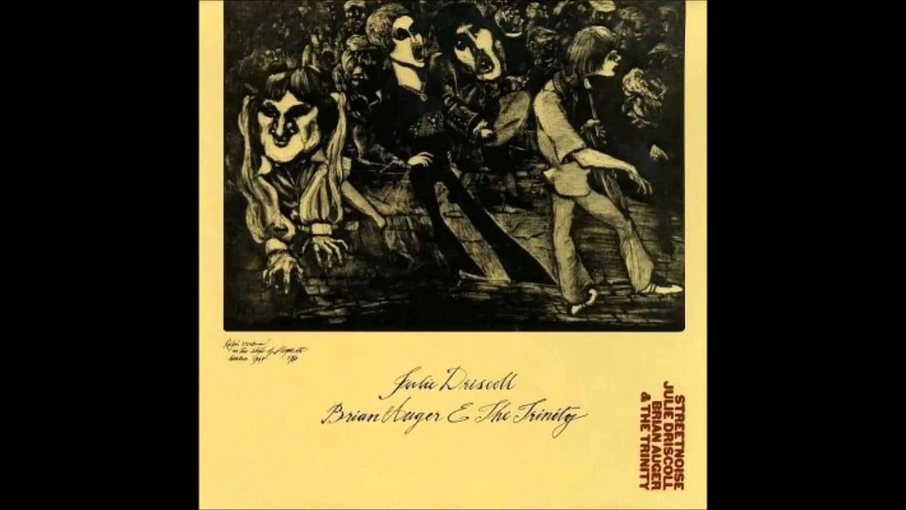 Julie Driscoll Brian Auger The Trinity Open