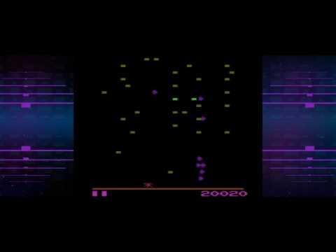 Centipede Atari VCS |