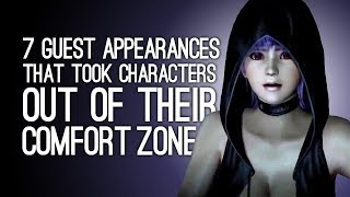 7 Bizarre Guest Appearances That Took Characters Out of Their Comfort Zone thumbnail