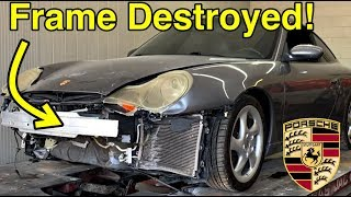 Download Can I Repair this Smashed Frame Porsche 911? Mp3 and Videos