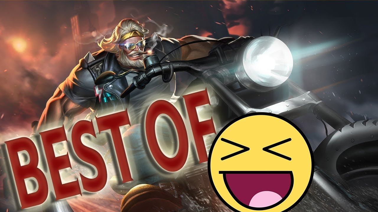 BEST OF ARENA OF VALOR #1 PAPYS WARRIORS