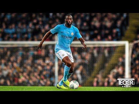 When Yaya Touré Was a BEAST...Man City Legend!
