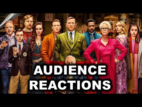Knives Out - Audience Reactions (Spoilers!!)