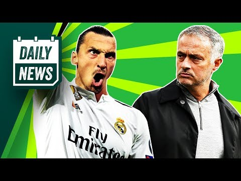 Zlatan to Real Madrid, Mourinho LOSES IT + BORING El Clásico ► Onefootball Daily News