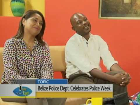 Belize Police Department celebrates Police Week
