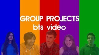 Group Projects - Behind the Scenes thumbnail