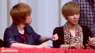 130408 틴탑 니엘 창조 부산 팬싸인회 TEEN TOP NIEL CHANGJO Thumbnail